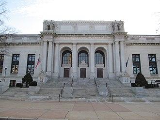 Connecticut Supreme Court - Supreme Court Building