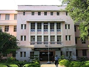 Robert Bourke, 1st Baron Connemara - Connemara Library in Chennai