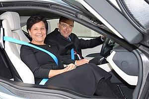 Norbert Reithofer - Penny Pritzker and Norbert Reithofer, 2013