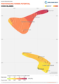 Cook-Islands PVOUT Photovoltaic-power-potential-map GlobalSolarAtlas World-Bank-Esmap-Solargis.png