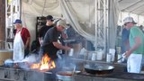 File:Cooking Calimari at the Gilroy Garlic Festival.webm