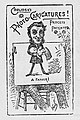 Coolidge's Photo-Caricatures advertisement (cropped).jpg