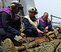 Cooperation Afloat Readiness and Training Brunei 2009 casualty evacuation exercise DVIDS193610.jpg