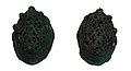Copper alloy oval brooch, Broch of Gurness, Aikerness, Orkney (wb).jpg