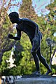 Copy of one of the two runners of Herculaneum in Syntagma Square on March 12, 2020.jpg