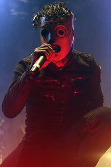 Corey Taylor v Mayhemu