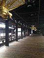 Corridor between Goeido and Amidado of West Honganji Temple 2.jpg