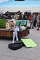 Cosplayer Playing Guitar in FF25 20150131a.jpg