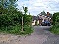 Cottage entrance - geograph.org.uk - 438386.jpg
