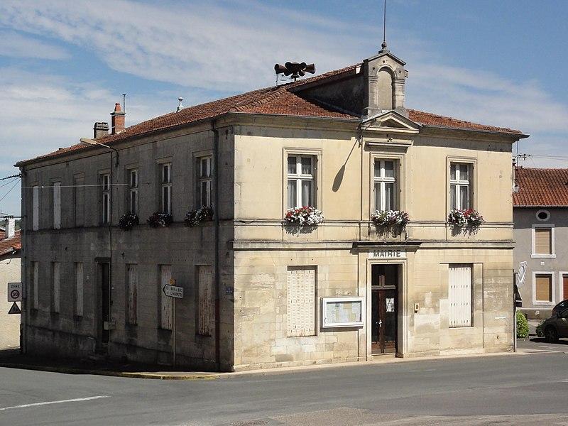 Cousances-les-Forges (Meuse) mairie