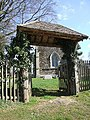Covered Gate, St. Mary's, Potsgrove - geograph.org.uk - 372494.jpg