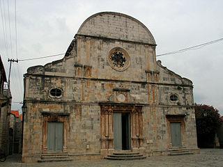 Church of St. Stephen (Stari Grad, Hvar)