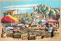 Croquis- marché de Carcassonne - France (7886263028).jpg