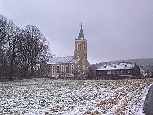 Crostau - Crostau church