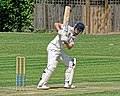 Crouch End CC v North London CC at Crouch End, Haringey London 11.jpg