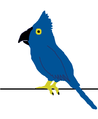 Crude Blue Parrot.png