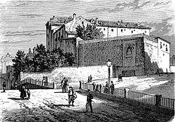 PROPUESTAS DE RULADA DE LA COMUNIDAD DE MADRID - DOMINGO 8 DE MARZO - Página 2 250px-Cuesta_de_la_Vega_1867