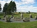 Cullerlie Stone Circle - geograph.org.uk - 32640.jpg