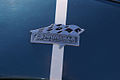 Cunningham C-4 1952 LeMans24hr Racer Emblem Lake Mirror Cassic 16Oct2010 (14897135873).jpg