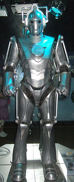 A 2006 Cyberman Cyberman from Doctor Who (529659465).jpg