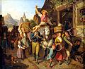 Düsseldorfer Schule Das Weinfest 1843.jpg