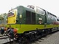 D9009 ALYCIDON (Class 55) DELTIC BR no.55009 (6163909713).jpg