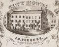 """DAILY MENU (held by) CITY HOTEL (at) """"HARTFORD, CT"""" ((HOTEL?)) (NYPL Hades-269315-476895) (cropped).tiff"""