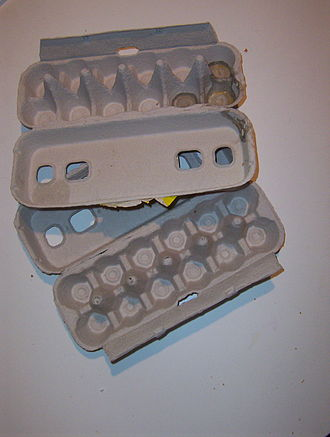 Carton - Egg cartons