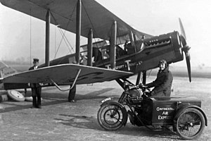 Aircraft Transport and Travel - Image: DH16 AT&T
