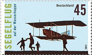 Wasserkuppe - Commemorative Stamp