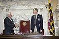DR. JOHN MATHER RECEIVES AN AWARD FROM THE MARYLAND GENERAL ASSEMBLY - DPLA - c81dceb968648a1420fae3b0952314ba.jpg