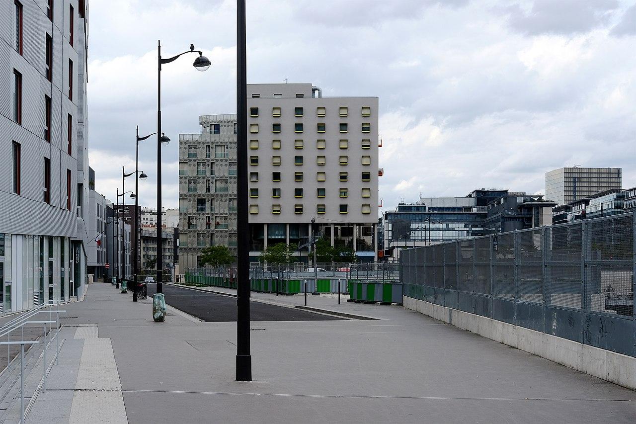 Image illustrative de l'article Rue Louise-Bourgeois