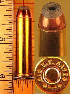 Super magnum cartridge