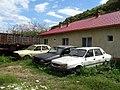 Dacia 1310 wrecks, Constanta.jpg