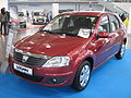 Dacia Logan Facelift front - PSM 2009.jpg