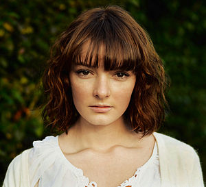 Skins (UK TV series) - Dakota Blue Richards, who played Franky Fitzgerald during the third generation.