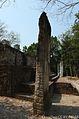 Damaged Maya Stela at Calakmul Mexico 07.JPG