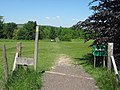 Darent Valley Path through Darent Golf Course - geograph.org.uk - 1331391.jpg