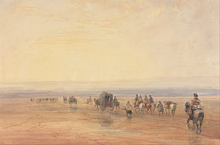Crossing Lancaster Sands