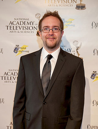 David Dillehunt - Dillehunt attending the NATAS-NCCB Emmy Awards in Baltimore, Maryland.