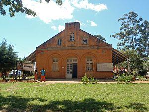 Healthcare in Malawi - David Gordon Memorial Hospital in Livingstonia