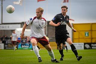 Ronan Finn Irish professional footballer