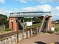 Dawlish Warren footbridge.JPG
