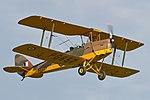 De Havilland DH82A Tiger Moth 'PG657' (G-AGPK) (44840592645).jpg