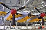 De Havilland DH98 Mosquito TT.35 'TA719 - 56' (G-ASKC) (40212805011).jpg