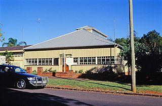 Old Toowoomba Court House