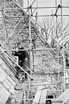 de valk tijdens restauratie - franeker - 20074053 - rce