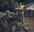 De profeet Elia in de woestijn door een engel gewekt Rijksmuseum SK-A-4129.jpeg