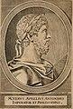 De rebus suis, sive, De eis quæ ad se pertinere censebat, libri XII - locis haud paucis repurgati, suppleti, restituti, versione insuper Latina nova, lectionibus item variis locisq, parallelis ad (14785149713).jpg