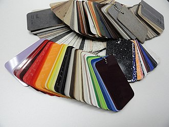 Decorative laminate - Decorative laminate